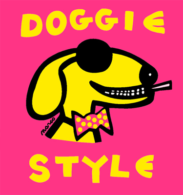Doggie style posters