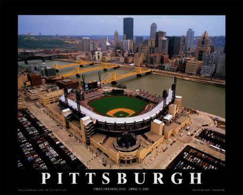 Pittsburgh, Pennsylvania - PNC Park