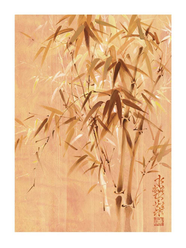 Bamboo Leaves II