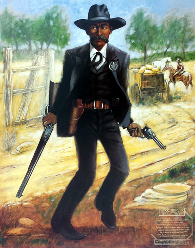 Bass Reeves Marshal