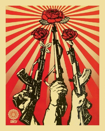 Guns and Roses: Obey